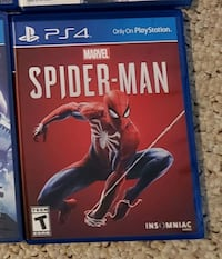 Spiderman ps4 New York, 10017