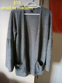 gray and black pullover hoodie Edmonton, T6K