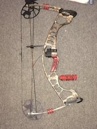 Hoyt ignite compound bow ready to shoot  Franklin, 08802