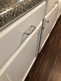 Cabinet pulls stainless steel
