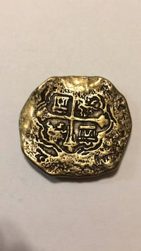 Old Spanish Coin. Yonkers, 10704