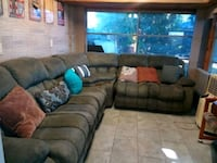 Reclining Sofa New Orleans