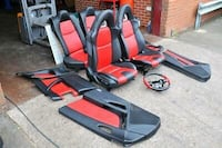 RX8 Interior Seats and Panels Manassas