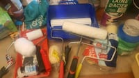 Paint and painting supplies.brushes.rollers.tarps Ottawa, K1G 3A9