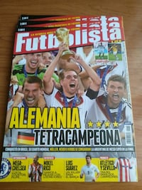 Revista futbolista (1) Madrid, 28039