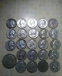 Coins Charles Town, 25414