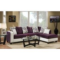 Riverstone Implosion Purple Sectional, I can drop off too Las Vegas, 89104