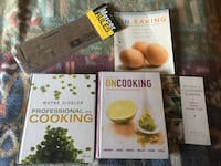 Professional cook books Kitchener, N2P 2L8