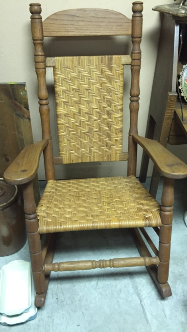 separation shoes 0ecd0 43456 Greg Harkins handcrafted Plantation Rocking Chair