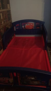 "Toddler Bed ""Cars"" theme Houston, 77068"