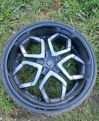 rims 26' 5 lugs trade for other rims' tools 'etc