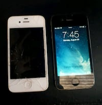 2 iPhone 4's - read description Welland, L3C