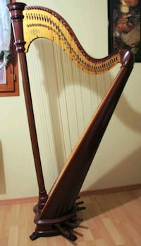 Harpe Camac Simple Mouvement Paris