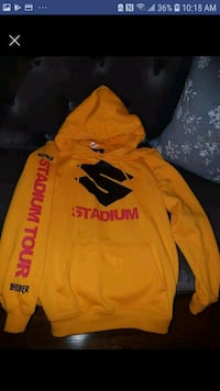 JUSTIN BIEBER STADIUM TOUR MERCH  Mississauga