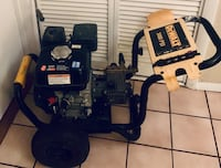 DeWalt Professional 3400 PSI Pressure Washer w/ Honda Engine Sterling, 20164