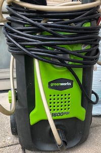 Power washer (electric)