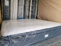 Luxury king mattress 550 each. Kingsdwon europillo Edmonton, T6J 4W3