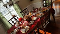 Dinining room table, 6 chairs & china cabinet Charlotte, 28208