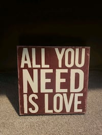 All You Need is Love - Decor - Fort Apache & Warm  Las Vegas, 89139