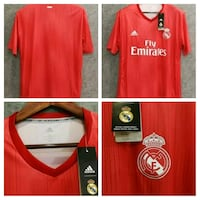 CAMISETAS REAL MADRID CORAL 2019  Madrid, 28012