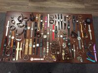 90+ watches for $40 cash only no trades Midvale, 84047
