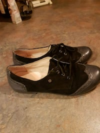 Girls black shoe by Naturino Montreal, H2E 1Y5