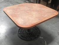 Corner Booth Tables with amazing base (45x45) - $25 each Las Vegas, 89118