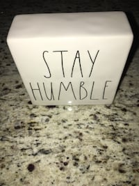 Rae Dunn Stay humble be kind Kernersville, 27284
