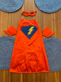Boys Super Hero Outfit