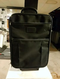 Black Small Rolling Suitcase