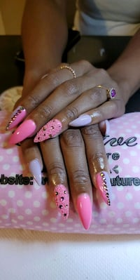 SPECIAL FREE NAIL DESIGN