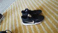 black and white Nike basketball shoe Silver Spring, 20904