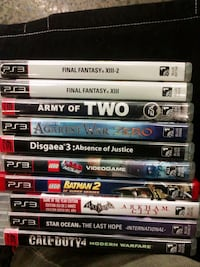 Top selling PS3 games Edmonton