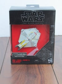 Star Wars The Ghost Titanium Series Ship Walford