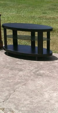 Black Table with glass underneath  West Monroe, 71292