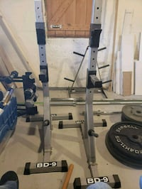 black and gray gym equipment Weymouth, 02189