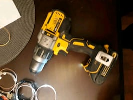 Power tools with battery pack plus charger