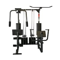 Weider Pro Power Stack workout exercise equipment multi station gym