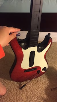 Guitar Hero Guitar Controller Sterling, 20164