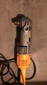 """Dewalt Right angle drill 1/2"""" works great. Power tool it is not cordless Long Beach, 90803"""