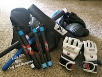 Kids ATA Sapping/Weapons Gear