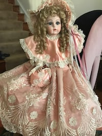 Gorgeous!!! Realistic Porcelain Doll Gainesville, 20155