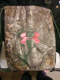 brown and green real tree camouflage bag Boaz, 35957