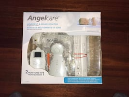 Angelcare Baby Movement and Sound Monitor (AC403)