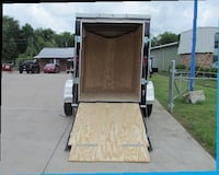 $$$ MONEY MAKER Enclosed trailer has been 2016 Eagle Trailer Black meticulously maintained