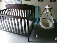 Delta crib and baby swing Hope Mills, 28348