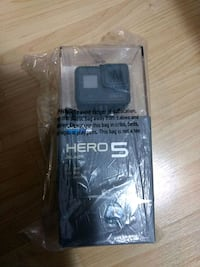 (New Sealed) GoPro Hero5 Black McLean, 22102