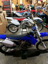 3 - Dirtbikes sell or trade Bemidji, 56601