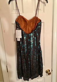 Cocktail Dress size 4 New w/ tags. Original price $119 Louisville, 40242