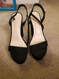 Black women heels size 8 Haddonfield, 08033